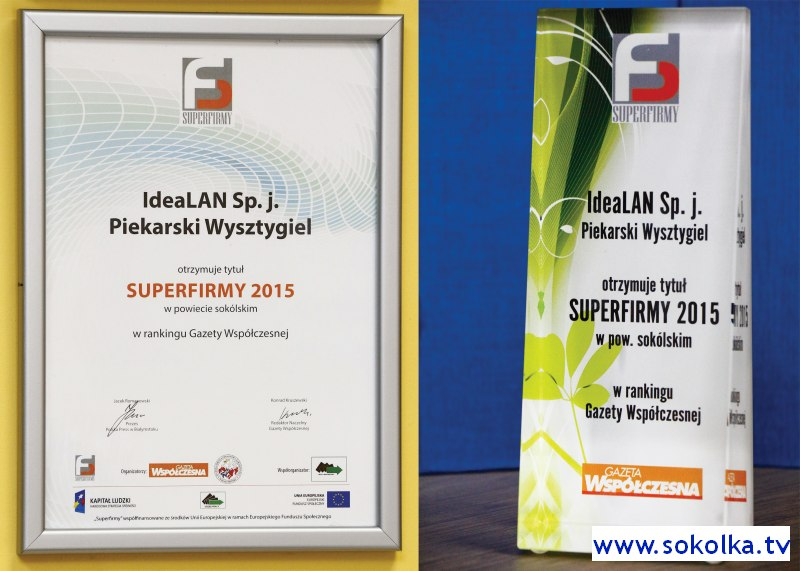 Superfirmy Idealan